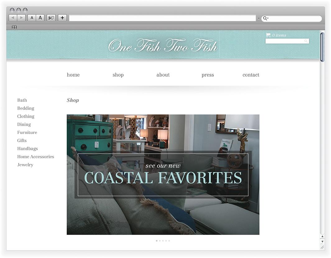 Shop Page Main